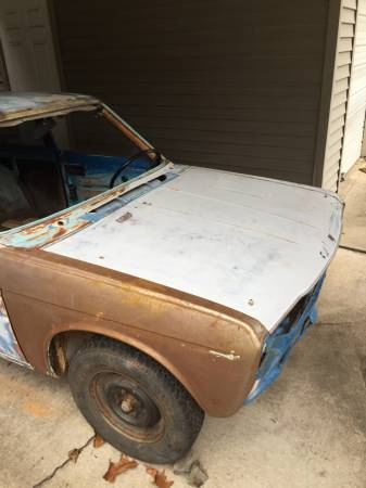 1968 Datsun 510 2 Door Coupe For Sale by Owner in Hot ...
