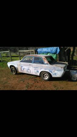 1968 Datsun 510 2 Door Coupe For Sale By Owner In Hot Springs Arkansas