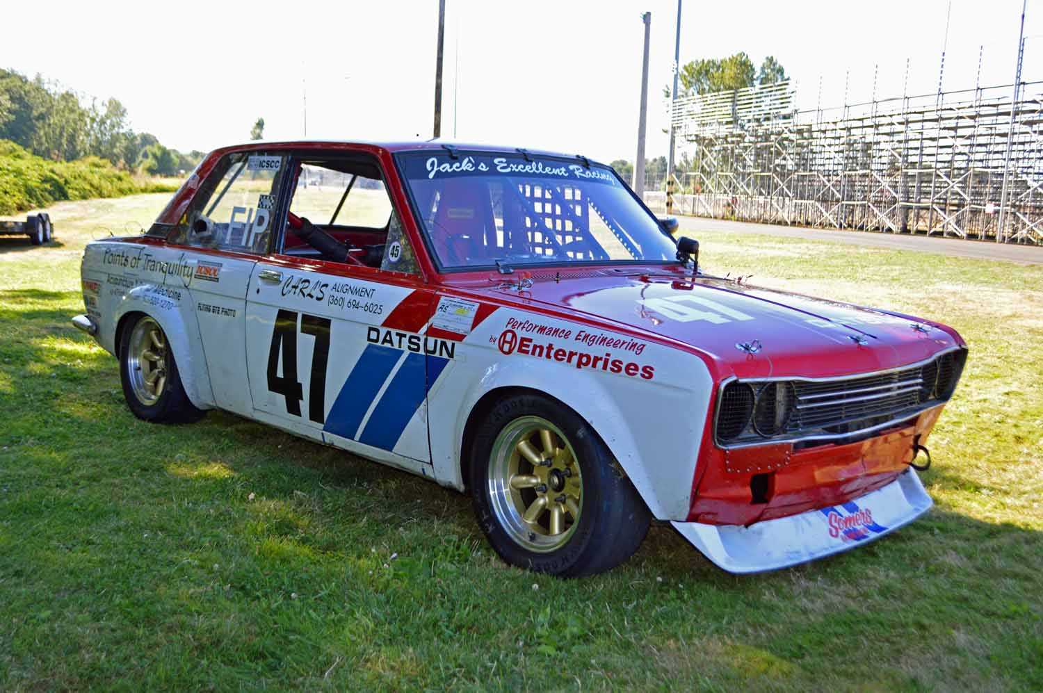 1969 Datsun 510 Two Door Race Car For Sale by Owner in Portland, OR