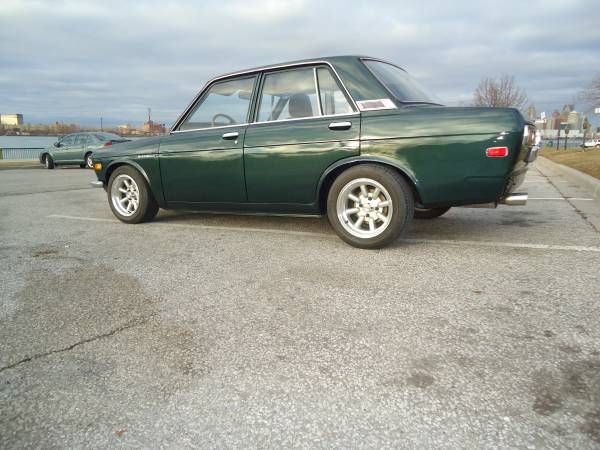 1970 Datsun 510 Restored Car For Sale By Owner In Windsor Ontario