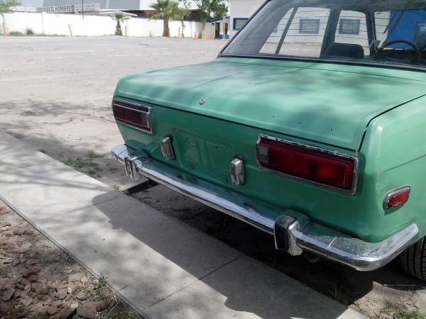 1970 Datsun 510 Four Door For Sale By Owner In Ciudad Ju 225 Rez Mexico