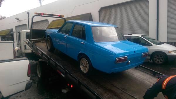 1970 Datsun 510 Four Door Sedan For Sale in Modesto ...