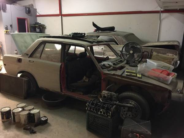 1970 Datsun 510 4 Door For Sale by Owner in Tulare California