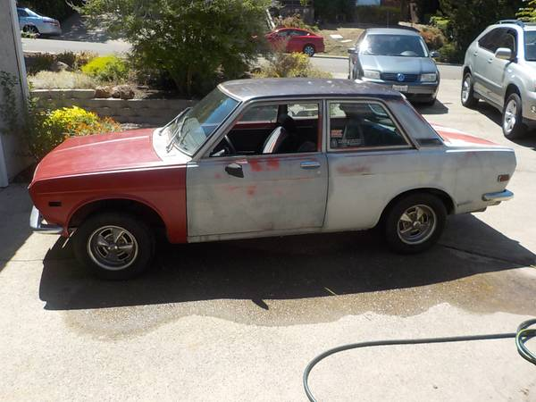 Cars For Sale By Owner In Bakersfield Ca >> 1971 Datsun 510 2 Door Sedan For Sale by Owner in Rocklin, California