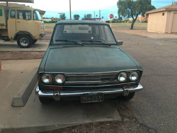 1971 Datsun 510 Wagon For Sale By Owner In Bozeman Montana