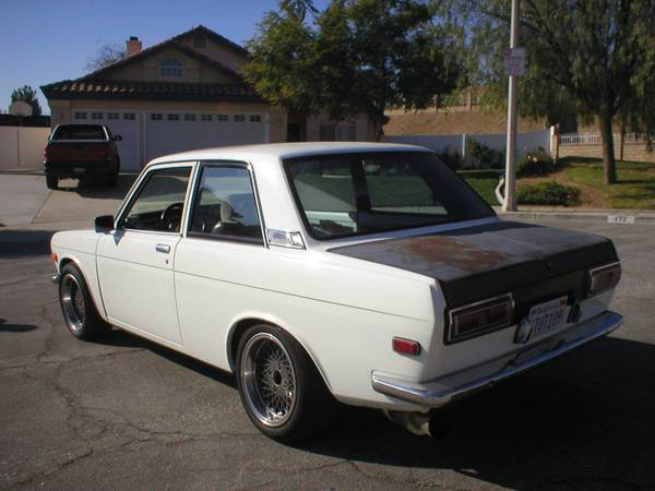 1971 Datsun 510 S14 SR20DET 2DR Manual For Sale Riverside