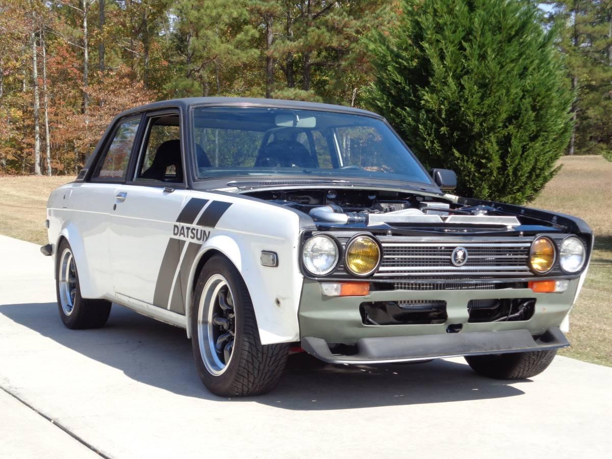 1971 Datsun 510 2 Door Custom 5 Speed For Sale by Owner in ...