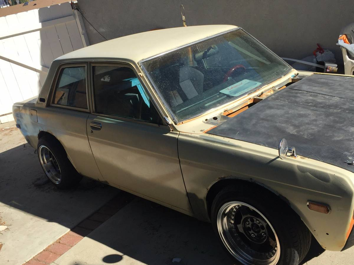 1971 Datsun 510 Two Door For Sale by Owner in Thousand ...