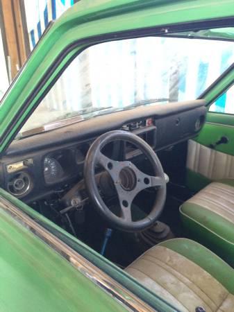 1972 Datsun 510 4 Door For Sale By Owner In Inland Empire California