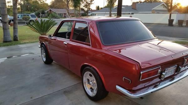 1972 Datsun 510 Two Door For Sale By Owner In Orange