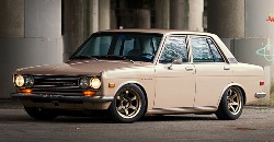 Modified Datsun 510