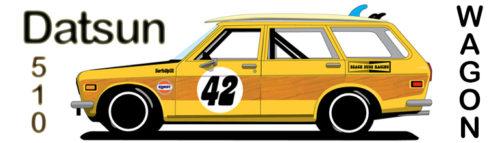 Datsun 501 Wagon