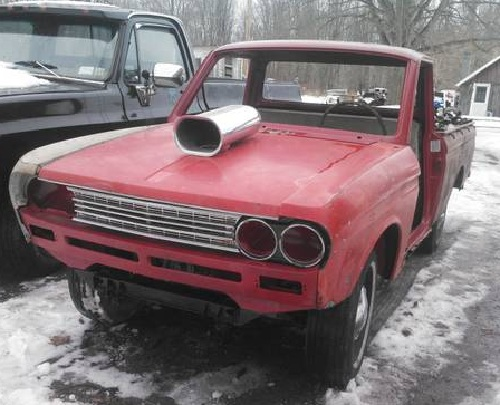 1969 Datsun 510 521 Mini Truck Parts For Sale by Owner in ...