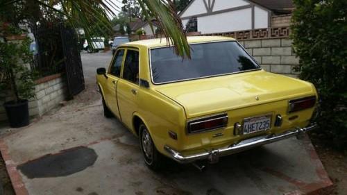 1971 Datsun 510 Four Door Sedan For Sale By Owner In Los Angeles California