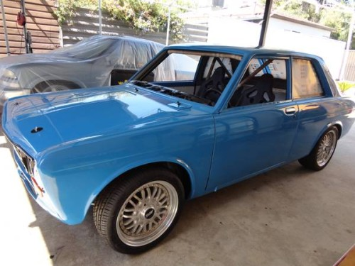 1972 Datsun 510 Two RDoor For Sale By Owner In Los Angeles