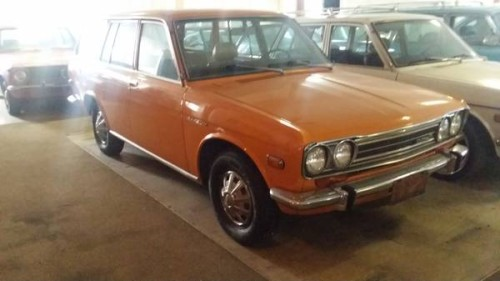 1971 datsun 510 wagon for sale by owner in miami florida. Black Bedroom Furniture Sets. Home Design Ideas
