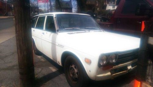1972 datsun 510 wagon for sale by owner in lancaster pennsylvania. Black Bedroom Furniture Sets. Home Design Ideas