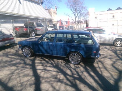 1972 Datsun 510 Wagon V4 For Sale By Owner In Allentown Pennsylvania