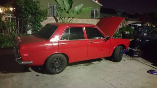 1972 Datsun 510 Four Door For Sale by Owner in Compton ...
