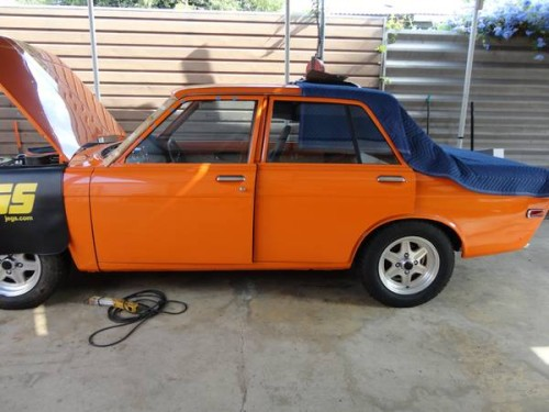 1972 Datsun 510 4dr Project For Sale By Owner In Palmdale California
