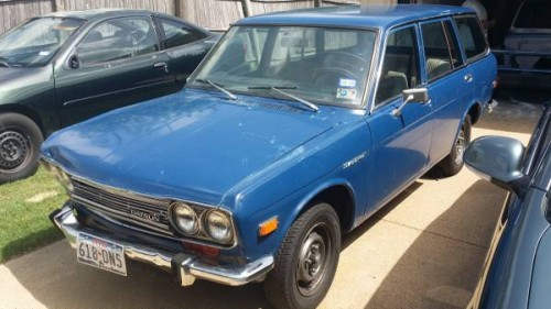 Craigslist Houston Tx Gmc Parts For Pinterest: 1972 Datsun 510 Wagon For Sale By Owner In Dallas, Texas