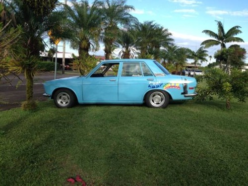 1972 Datsun 510 Four Door Manual For Sale By Owner In Hawaii