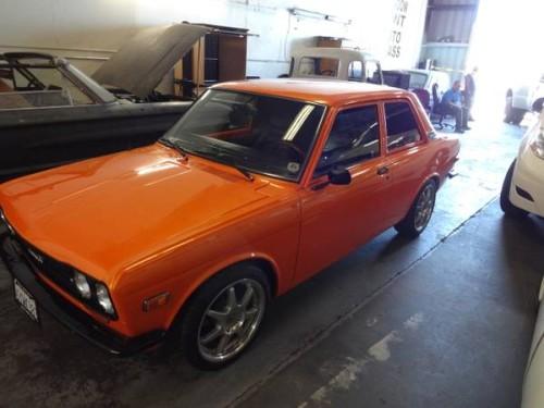 1972 Datsun 510 Two Door For Sale by Owner in Hayward ...