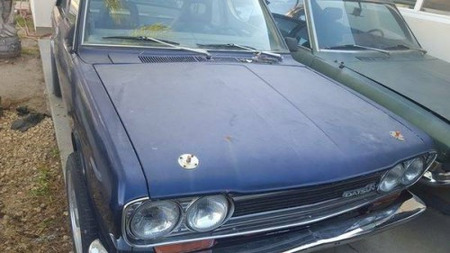 1972 Datsun 510 Two Door For Sale By Owner In Inland