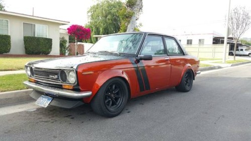 1972 datsun 510 two door for sale by owner in los angeles california. Black Bedroom Furniture Sets. Home Design Ideas