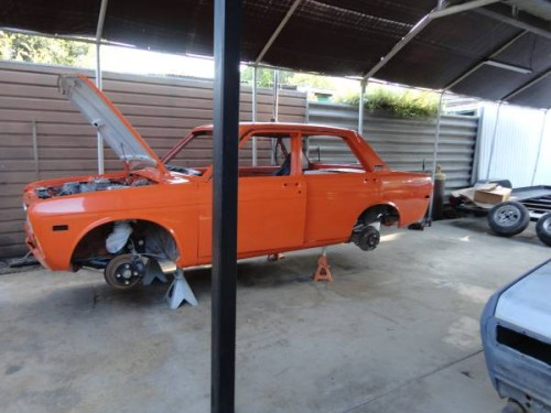 1972 Datsun 510 Four Door For Sale by Owner in Palmdale ...
