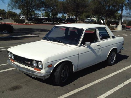 1972 Datsun 510 2DR Coupe For Sale by Owner in Fountain ...
