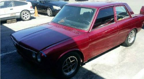 1972 Datsun 510 Two Door For Sale By Owner In San Jose California