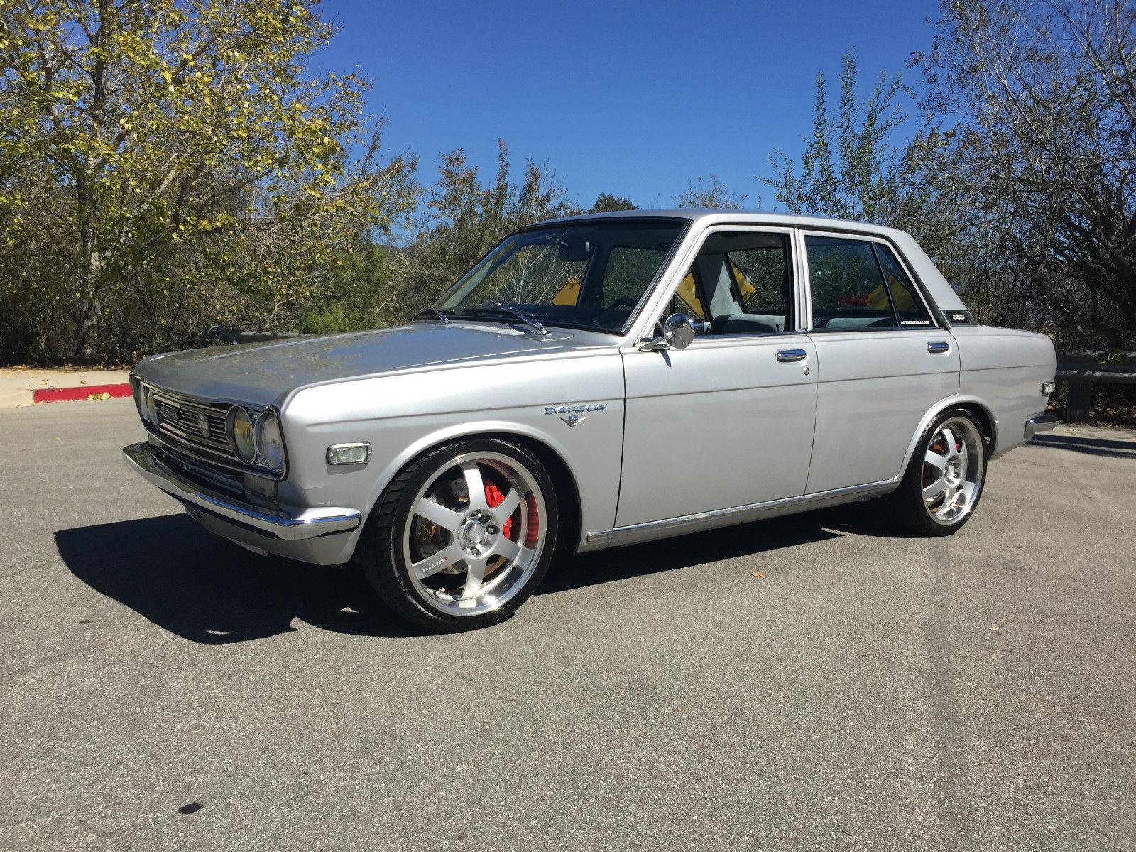 1971 Datsun 510 4 Door Sedan For Sale By Owner In Buellton