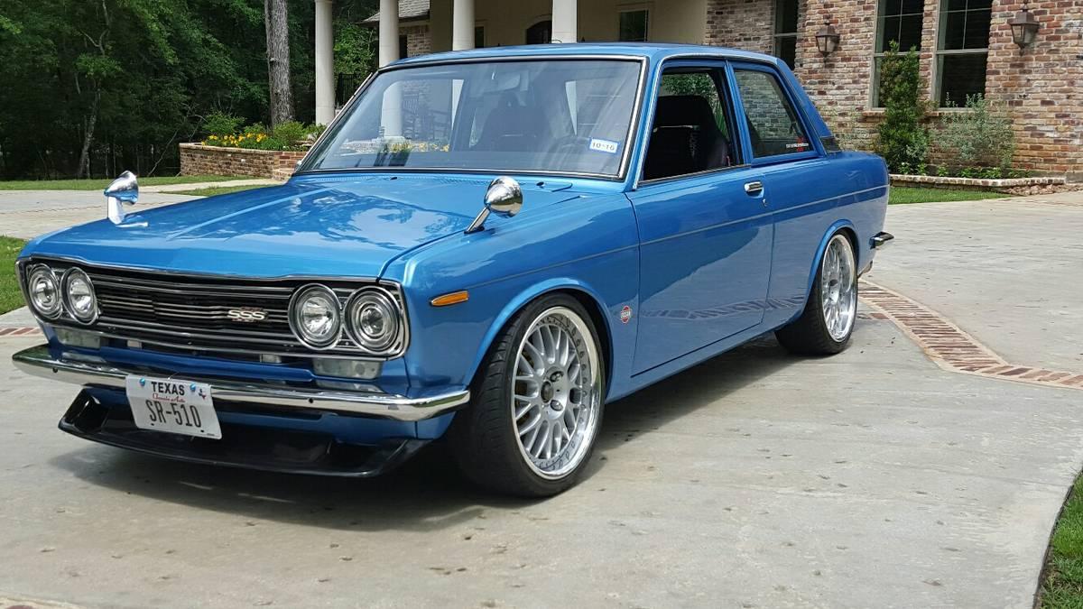 1972 Datsun 510 2 Door For Sale By Owner In Magnolia Texas