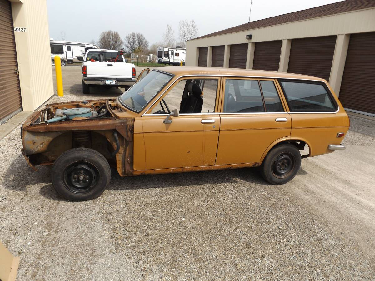 1972 datsun 510 wagon for sale by owner in toledo ohio