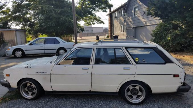 1980 Datsun 510 Wagon For Sale By Owner In Seattle Washington
