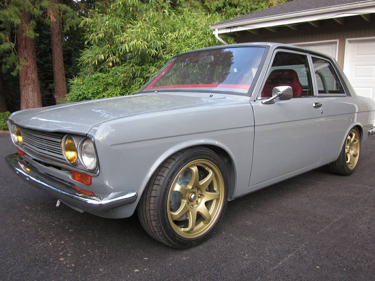 1970 datsun 510 show car manual for sale by owner in. Black Bedroom Furniture Sets. Home Design Ideas
