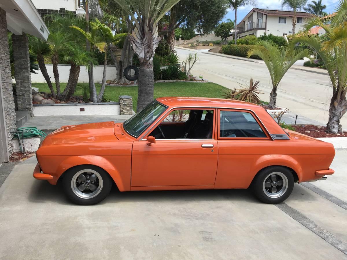 1971 datsun 510 two door sedan sr20det 5spd for sale in. Black Bedroom Furniture Sets. Home Design Ideas