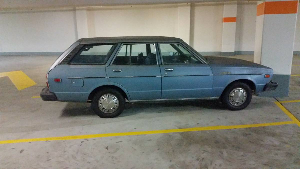 1980 Datsun 510 Wagon For Sale By Owner In Downtown