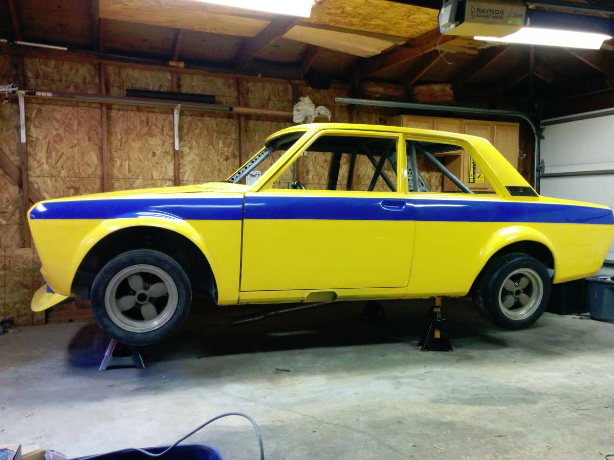 1972 Datsun 510 Two Door For Sale By Owner In Chicago
