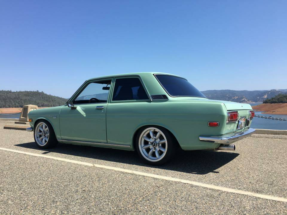 1972 datsun 510 2dr sedan ka24de bored 30 over for sale in. Black Bedroom Furniture Sets. Home Design Ideas