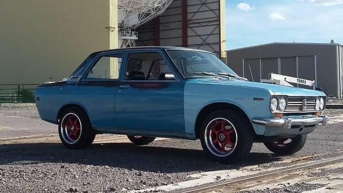 1969 Datsun 510 Two Door For Sale In Albuquerque New