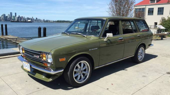 datsun 510 for sale bluebird classifieds wagon coupe. Black Bedroom Furniture Sets. Home Design Ideas